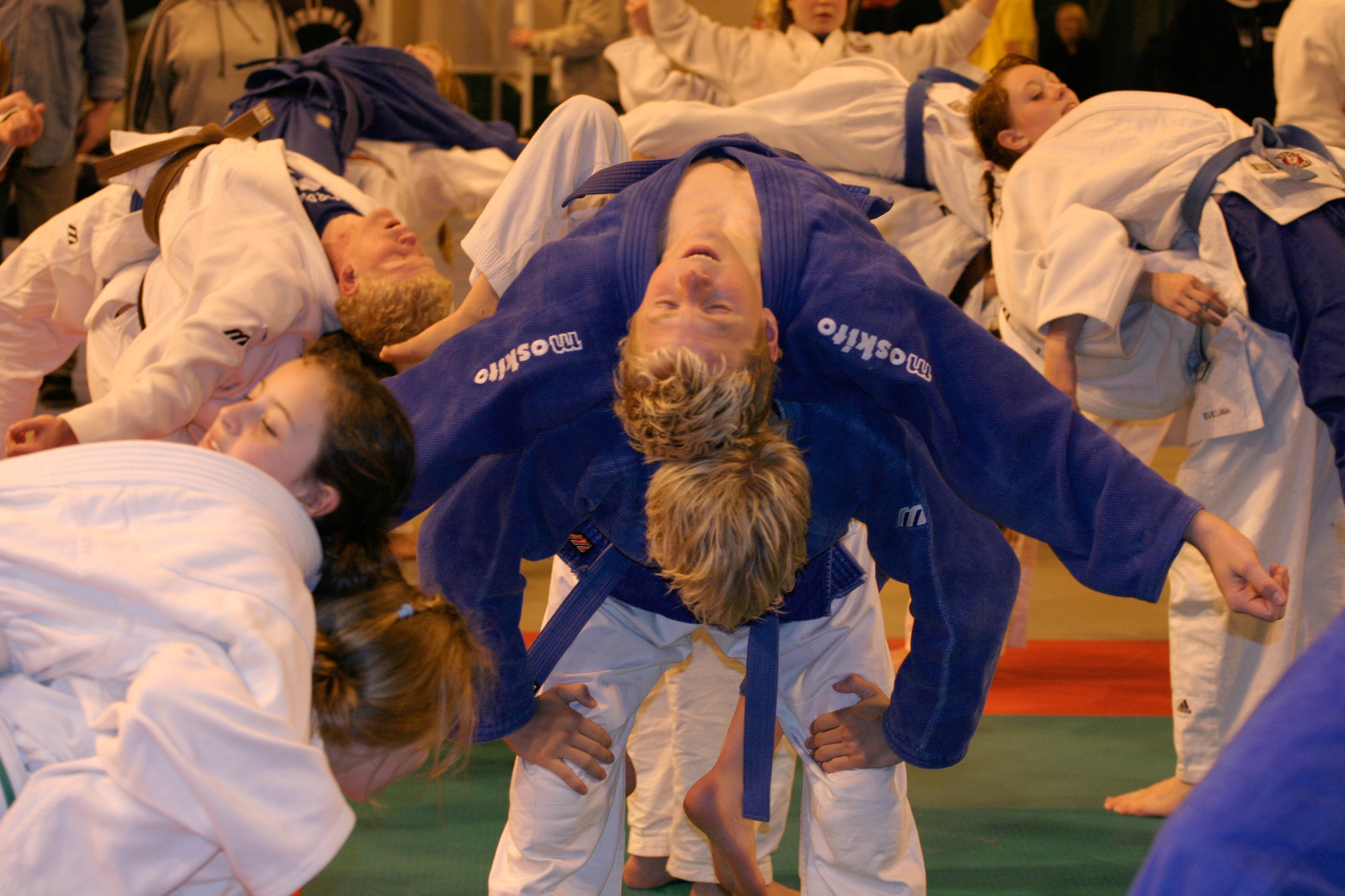 LUGI Judo Camp